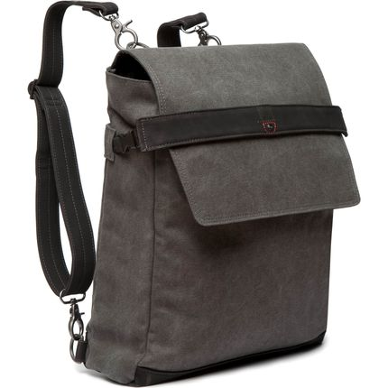 Cortina Munich Messenger Bag canvas Antra