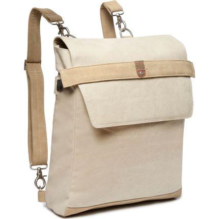 Cortina Munich Messenger Bag canvas Sand