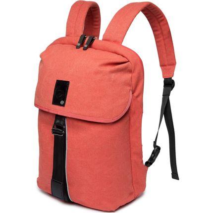 Cortina Durban Backpack Red Denim