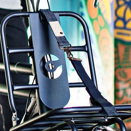 Cortina Kansas Luggage Belt Denim