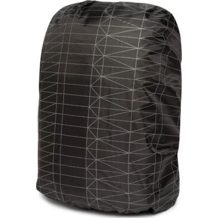 Cortina Lima Raincover backpack Black