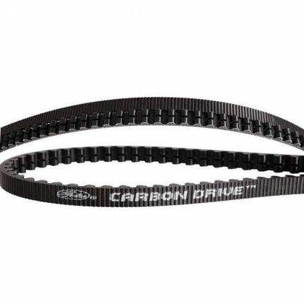 Gates CDX belt Carbon Drive 130 tands zwart