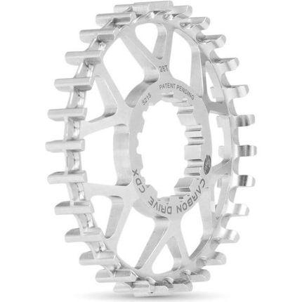 Gates CDX achtertandwiel 28 tands 9-Spline Shimano