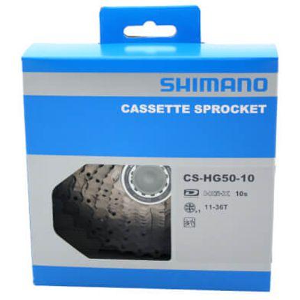 Shim cass 10v 11/36 HG50