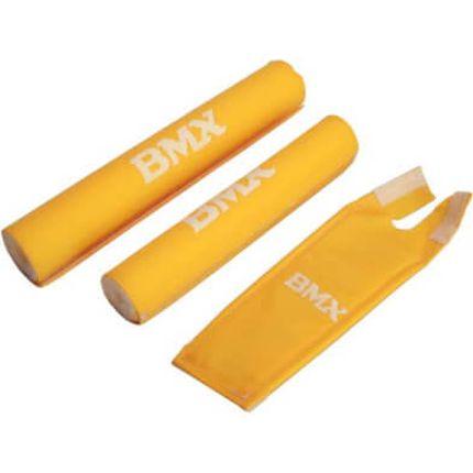 cross padset geel