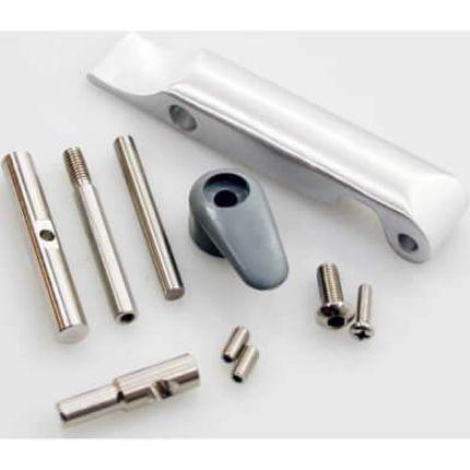 Dahon framegrendel set aluminium frame