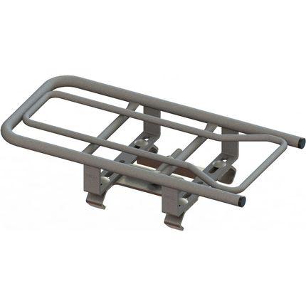Steco hulpdrager univ e-bike zilver