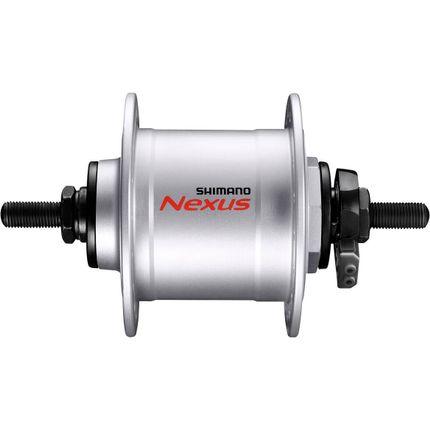Dynamo Naaf 100/36 Zilver DH-C3000 6V/1.5W Nut
