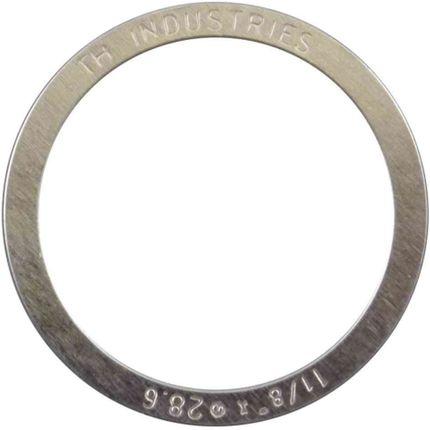 Elvedes balhoofd spacer 1-1/8 0,25mm
