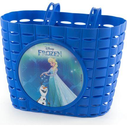 Widek mand pvc Frozen blauw