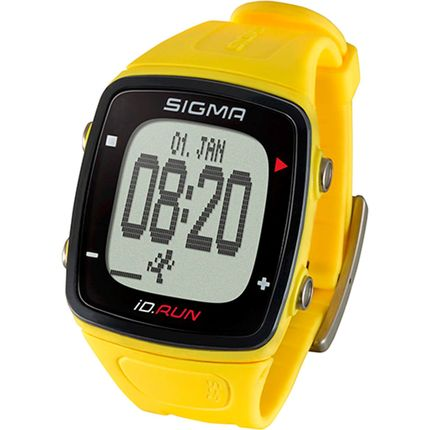 Sigma sporthorloge id.run geel gps activity tracke