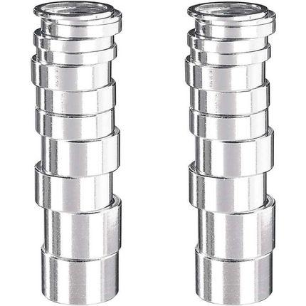 Ergotec Spacerbox 1.1/8 zilver
