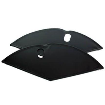 jasb 28 lakdoek mat zwart