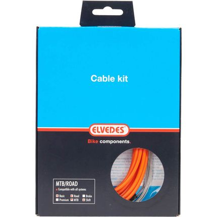 Elvedes versn kabel kit ATB/RACE or