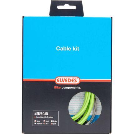 Elvedes versn kabel kit ATB/RACE gr