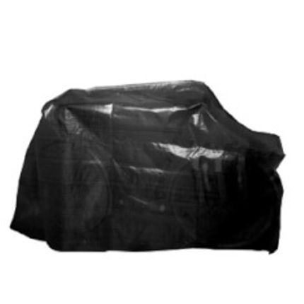 VK fietsbeschermhoes (110x210) zwart