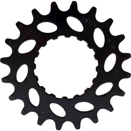 Kmc tandwiel voor bosch 20t cro-mo staal zwart 11/
