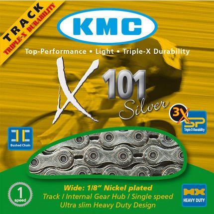 KMC achterwielX101 NPx 1/8 BMX