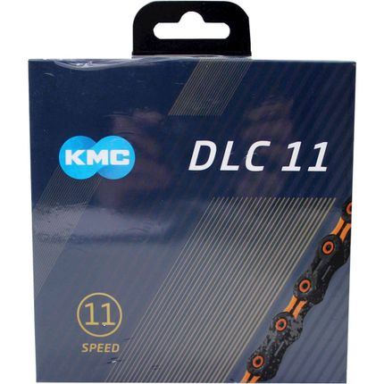 KMC achterwielDLC11 black/orange
