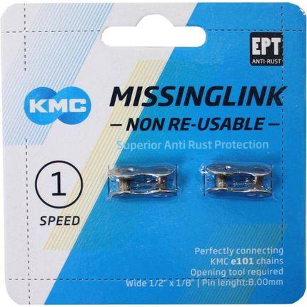Kmc kettingschakel singlespeed e-bike missinglink