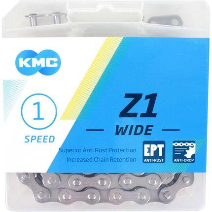 Kmc ketting singlespeed z1 112l 1/2x1/8 wide ept