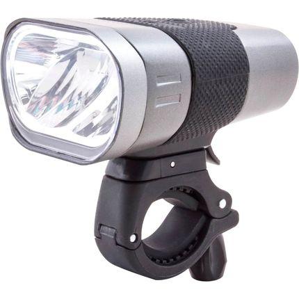 Spanninga koplamp Axendo 60 opl USB grijs