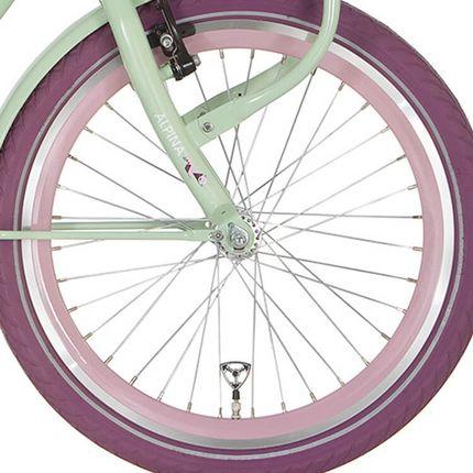 Alpina 20 J19DB YS 7328 roze