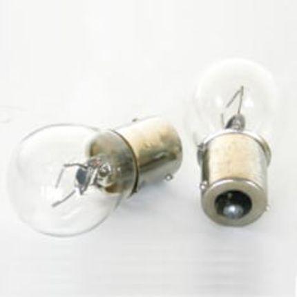 lampje 12V 21W BA15S (2) BK