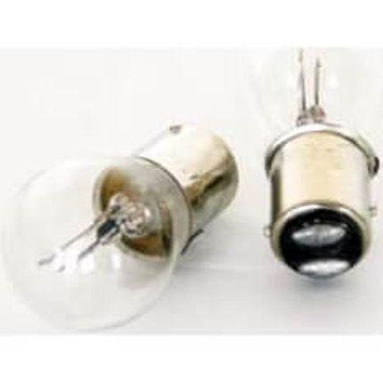 lampje 12V 21/5W BAY15D (2) BK