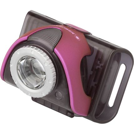 Ledlenser koplamp B3 batterij stuurbocht roze