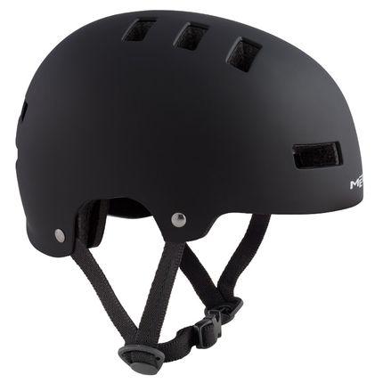 MET helm Yoyo black 54-57 zwart
