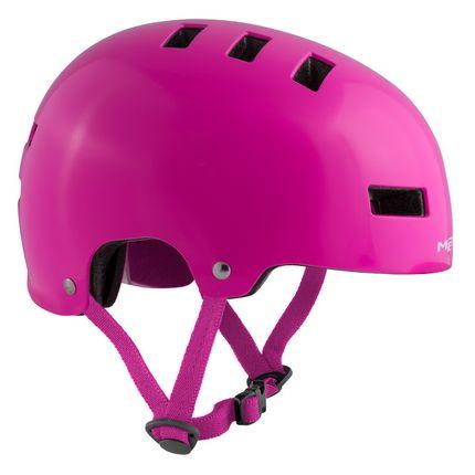 MET helm Yoyo pink 54-57 roze