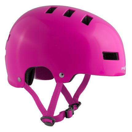 MET helm Yoyo pink 51-55 roze
