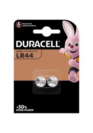 Duracell batt LR44 1.5V krt (2)