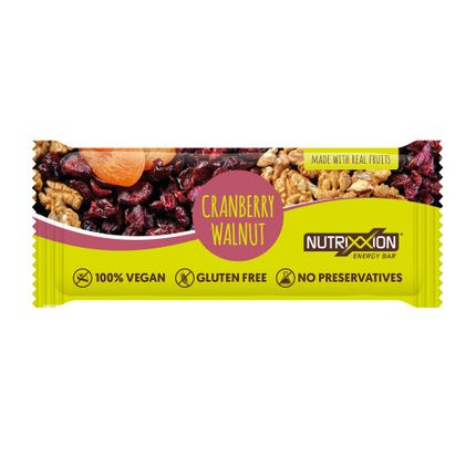 Nutrix reep cranb walnut 40g