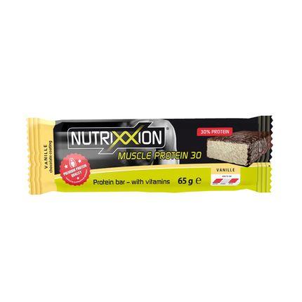 Nutrix reep prot vanil choc 65g