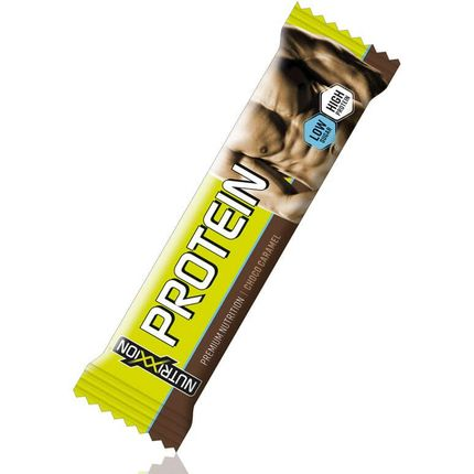 Nutrix reep prot LOW SUGAR Choco Caramel 35g