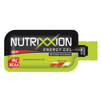 Nutrix gel citroen cafeine 44g
