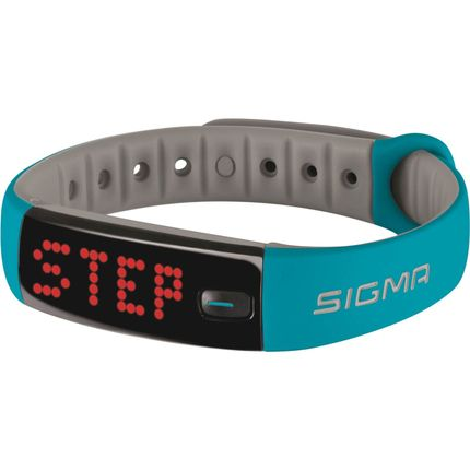 Sigma polscomp Activo Bluetooth blauw