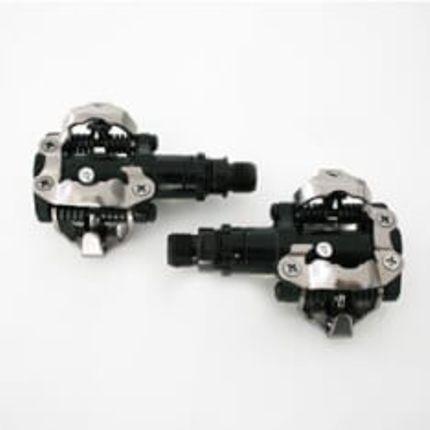 Shim pedalen SPD PDM520L zwart
