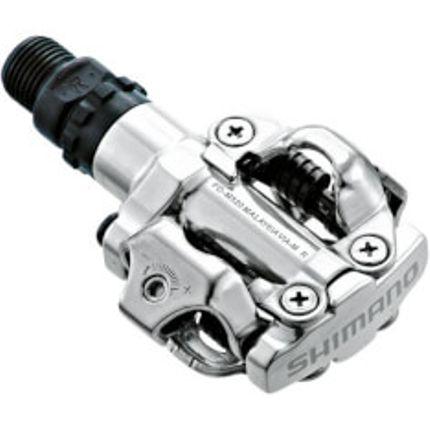Shim pedalen SPD PDM520S zilver