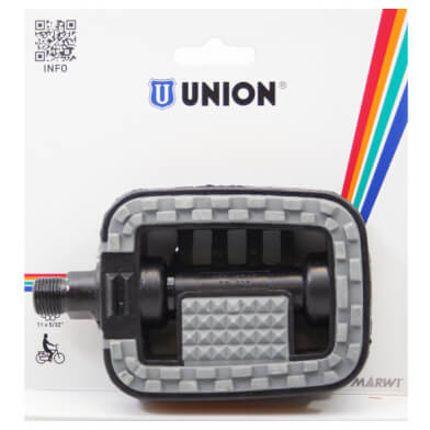 Union pedalen 807 anti-slip krt
