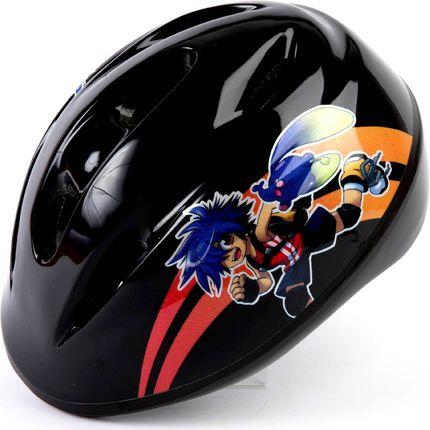 Pex helm Djeno zwart