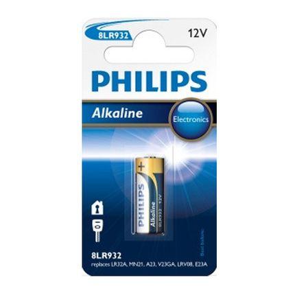 Philips batt 8LR932/LR23A Alk 12V