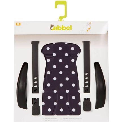 Qibbel stylingset a Polka Dot zwart