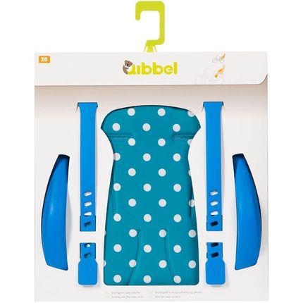 Qibbel stylingset a Polka Dot blauw