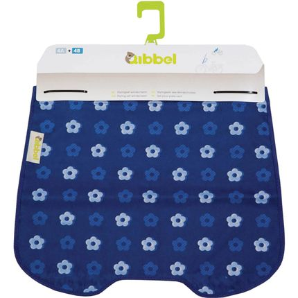 Qibbel windschermflap royal blauw