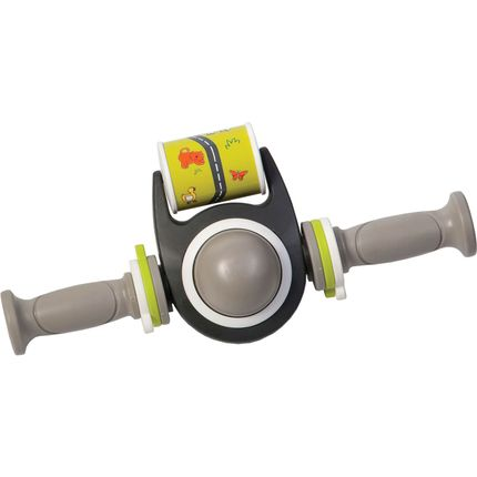 Qibbel toybar grijze handv