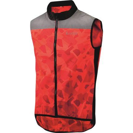 Raceviz Bodywear Rysy L rood