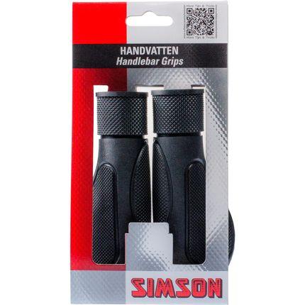DB0201A Simson Handvatten Wing zwart
